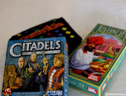 The Ultimate List Of Board Games For Travellers