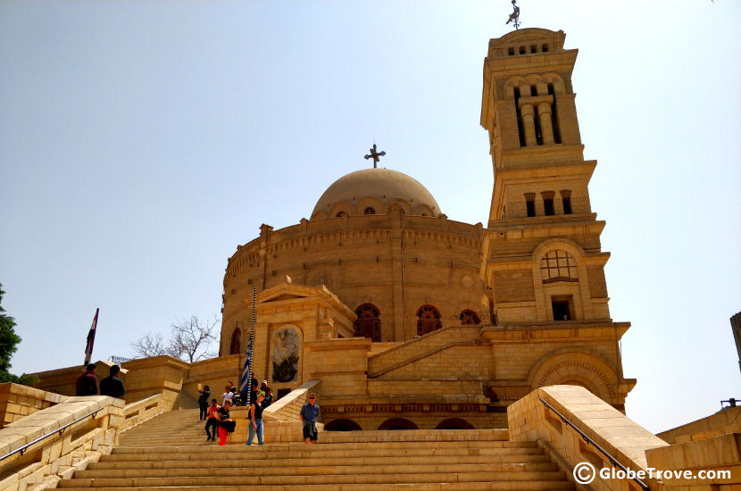 Monastery and Church of Saint George