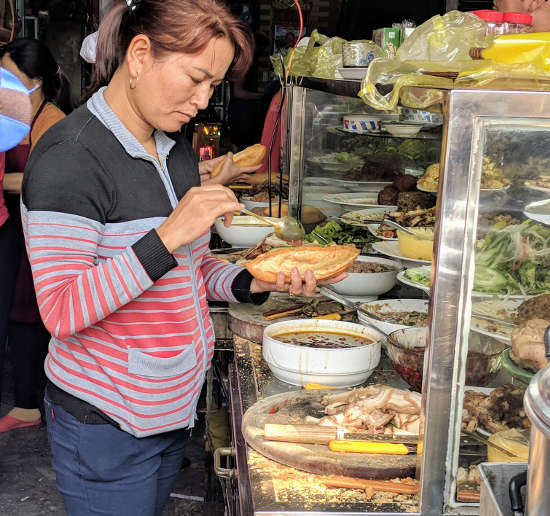 Bánh Mì is definitely something you should add to your list of food in Vietnam!