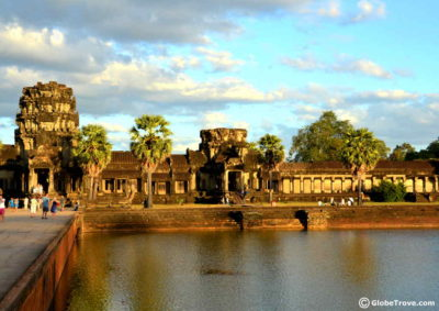 One of the great winter destinations in Asia is Cambodia
