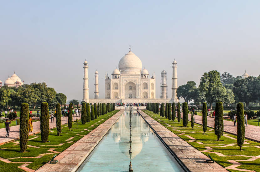 India, a great winter destination in Asia
