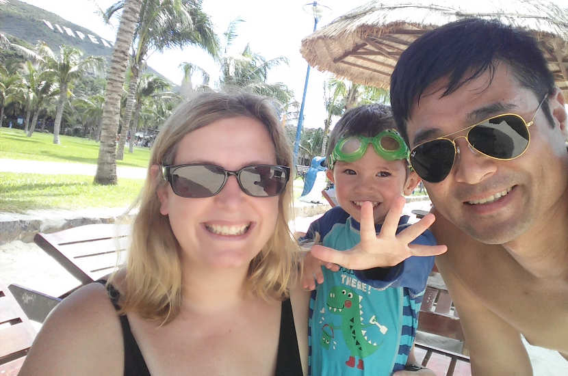 Nha Trang, Vietnam is one of the best places in South East Asia to travel with kids