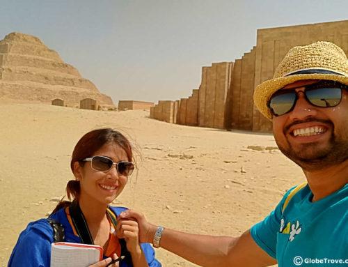 THE NECROPOLIS OF SAQQARA: Exploring Pyramids And Mastabas!
