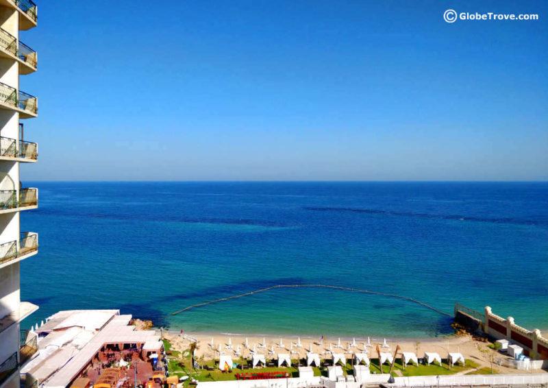 Sheraton Montazah hotel review