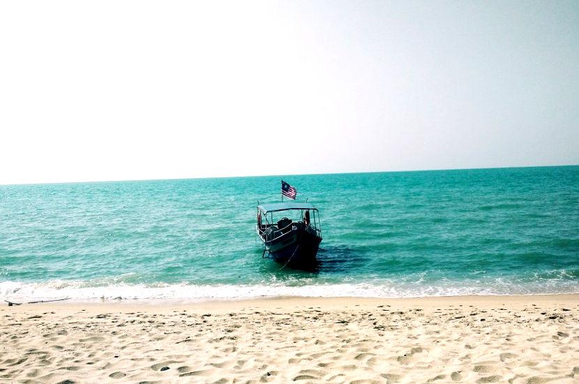 Batu Ferringhi is one of the most beautiful beaches in Malaysia