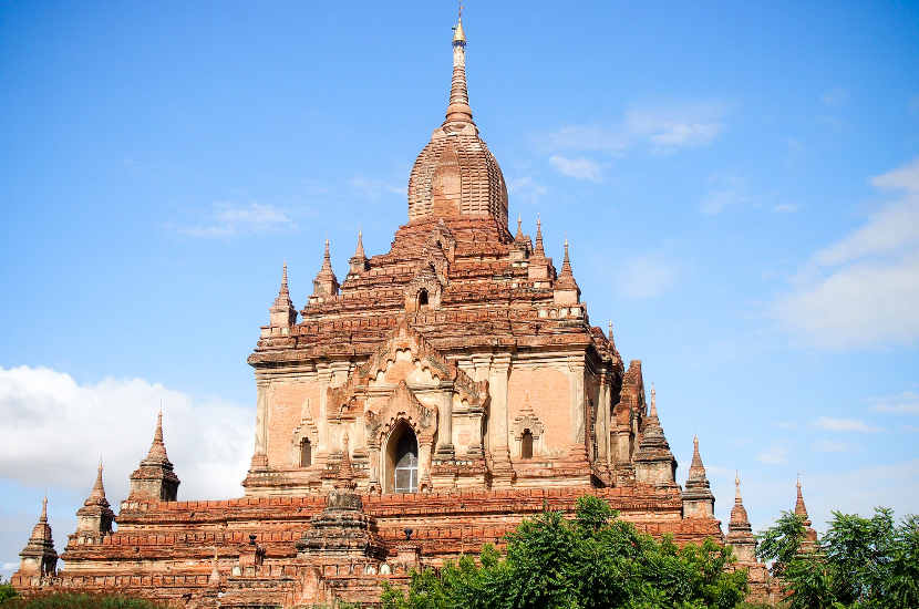 Myanmar is one of the best winter destinations in Asia