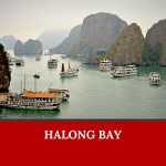 Where to go in Vietnam? Maybe the answer is Halong Bay