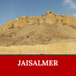 Jaisalmer is one of those places to visit in India that you should not miss