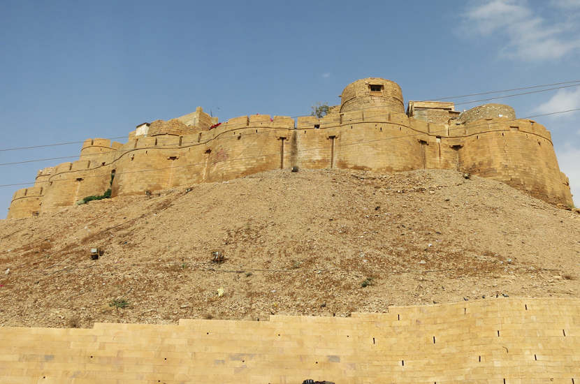 Jaisalmer is one of the most gorgeous places to visit in India