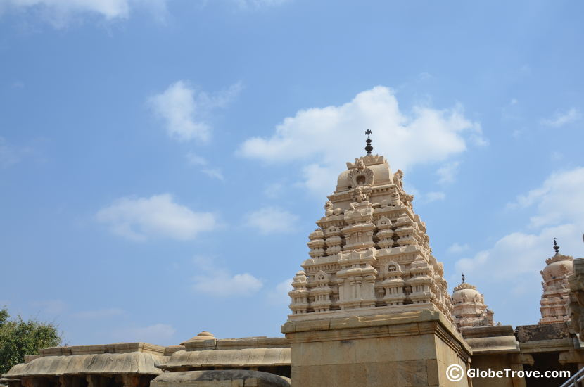 One of the places to visit near Bangalore is Lepakshi.