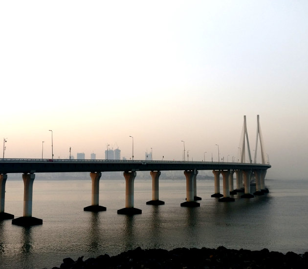 You should consider adding Mumbai to your list of places to visit in India.