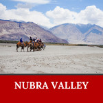 Nubra Valley should be on your list of places to visit in India