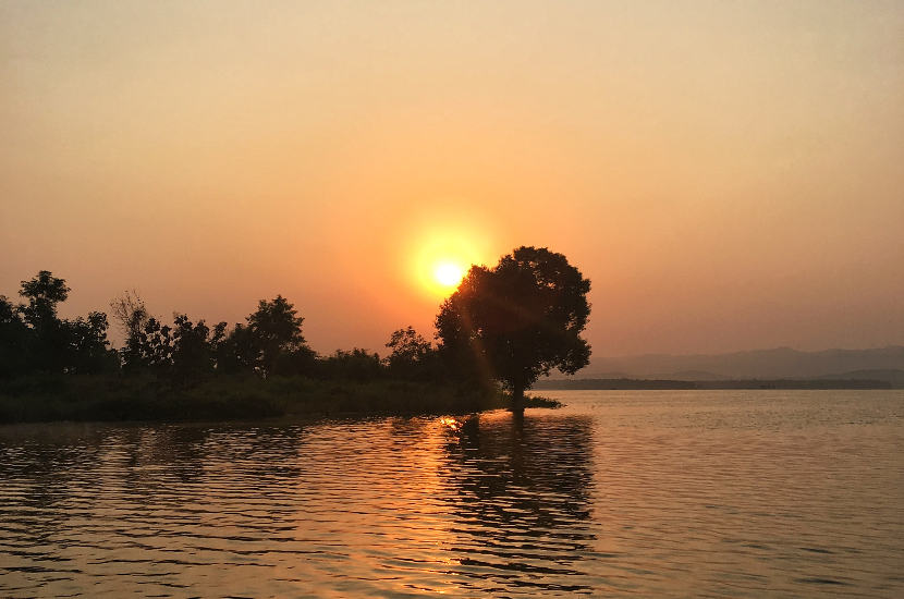 Claudia suggests Satpura National Park as one of the places to visit in India.