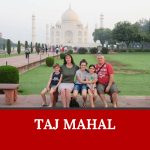 Taj Mahal should be on your list of places to visit in India
