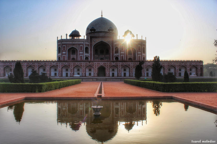 Delhi is an amazing place to visit in India