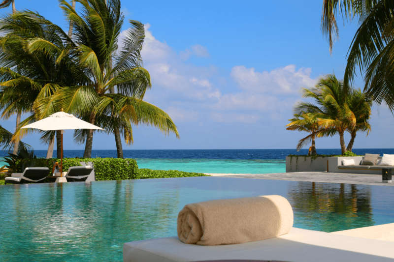 Maldives is one of the best winter destinations in Asia