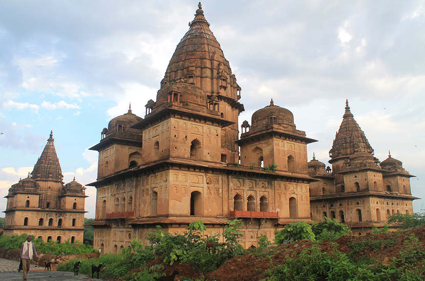 Orchha is a great spot to add to your list of places to visit in India.