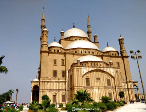 Saladin Citadel Of Cairo – Exploring The History Of Cairo