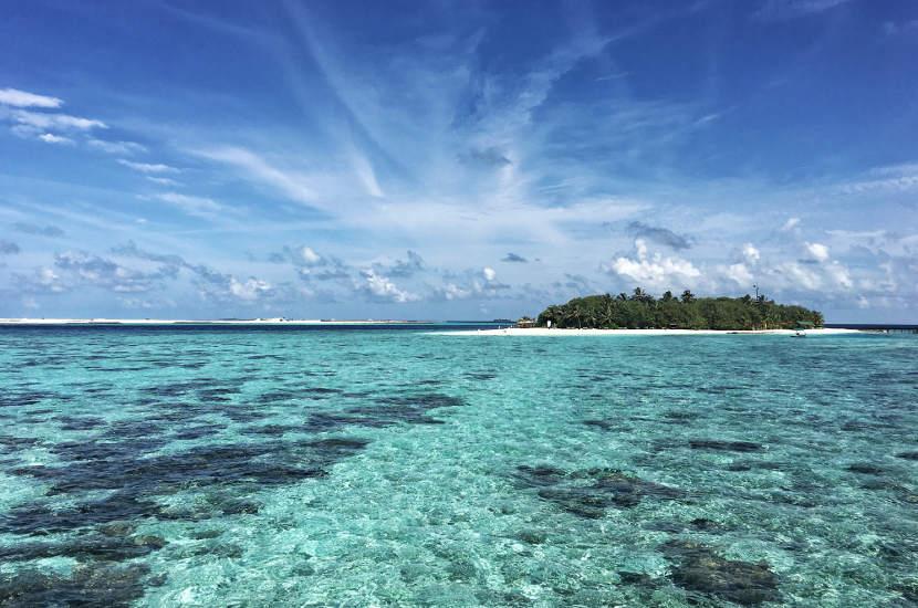 Adaaran Prestige Vadoo Island is one of the gorgeous islands in Maldives