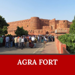 Agra Fort is one of the gorgeous UNESCO Heritage sites in India that you should visit.