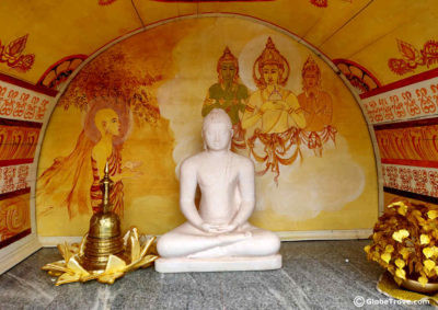 The ancient city of Anuradhapura