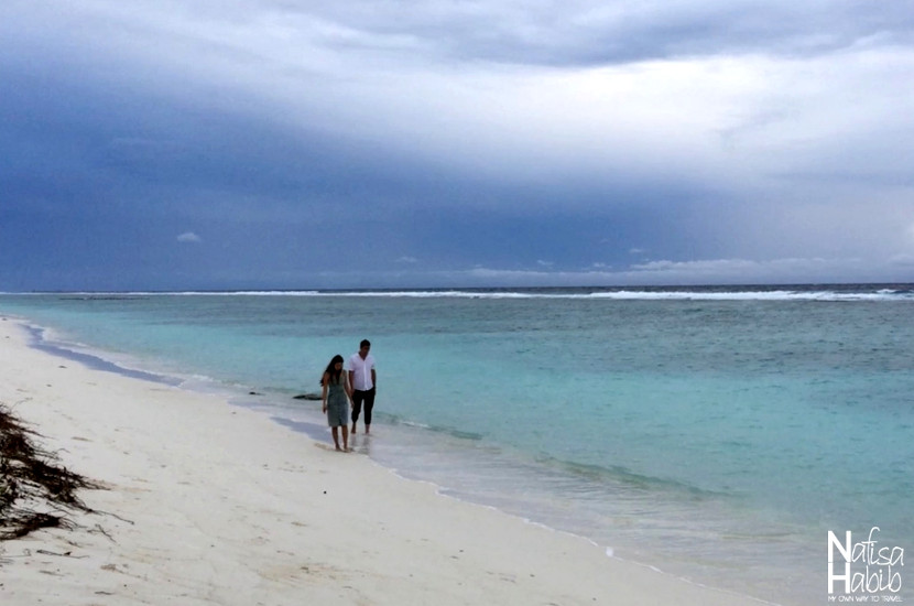 Hulhumale Island is one of the gorgeous islands in Maldives