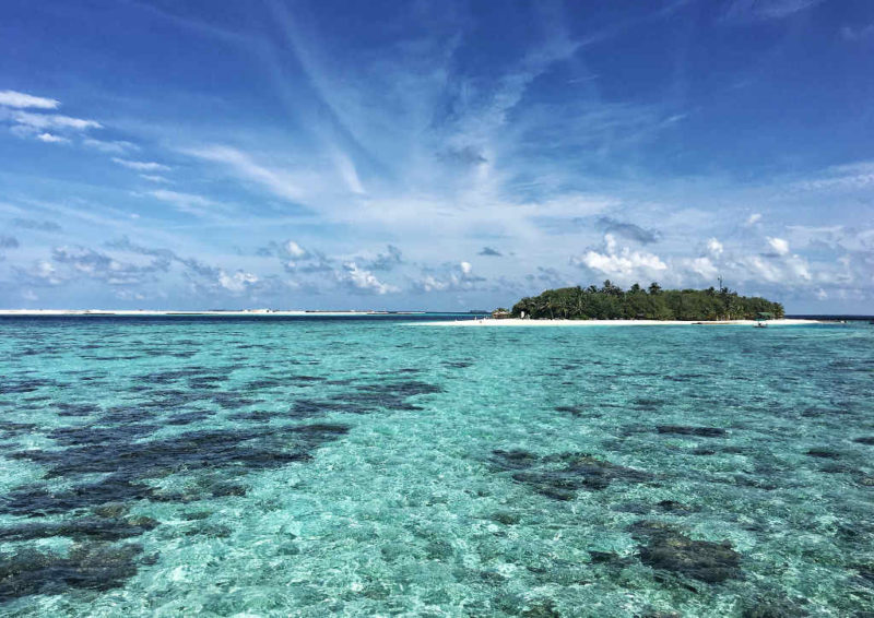 There are so many gorgeous islands in Maldives