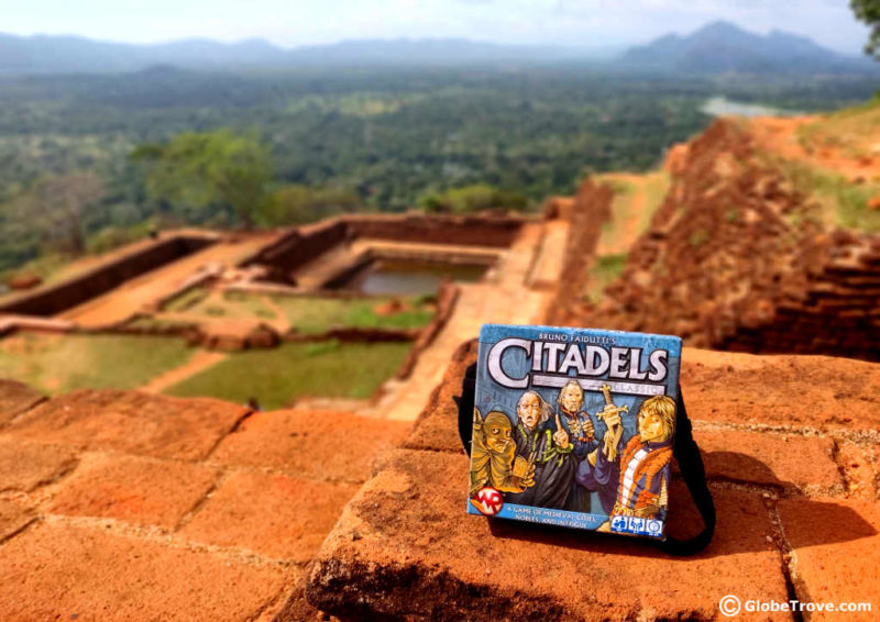 Board game bucket list for travellers