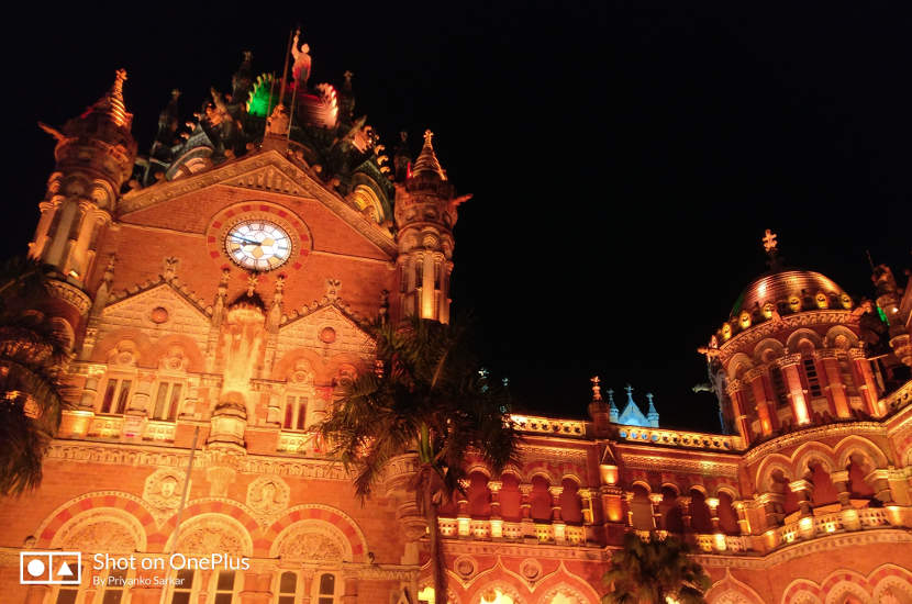 I never even realised that CST Railway station was one of the UNESCO Heritage sites in India