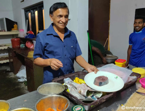 Cooking Classes In Sri Lanka : We Took Ours In Tissamaharama