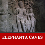 The Elephanta caves is one of the UNESCO Heritage sites in India