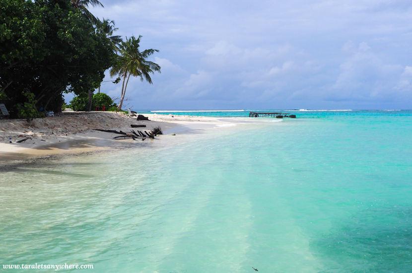 Adaaran Fulidhoo Island is one of the gorgeous islands in Maldives