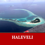 Haleveli is one of the gorgeous islands in Maldives