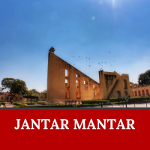 Jantar Mantar is one of the UNSECO Heritage sites in India