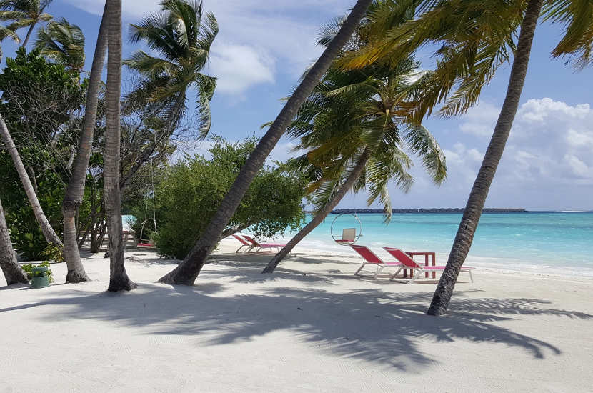 Kandima is one of the gorgeous islands in Maldives
