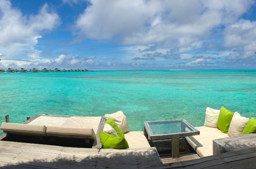Laamu Island is one of the gorgeous islands in Maldives