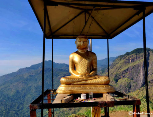 Little Adam's Peak: An Easy Trek Through Paradise