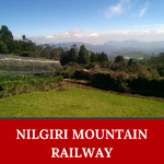 The Nilgiri Mountain Railway is one of the UNESCO Heritage sites in India