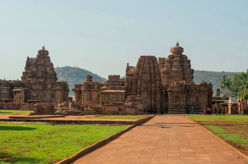 Pattadakal temples are one of the gorgeous UNESCO Heritage sites in India