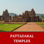 The Pattadakal temples is one of the UNESCO Heritage sites in India