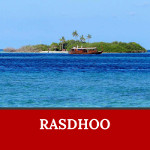 Rasdhoo is one of the gorgeous islands in Maldives