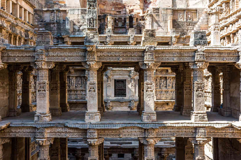 Rani Ki Vav is a popular UNESCO heritage site in India