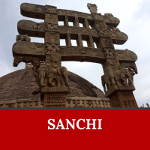 The Sanchi Stupa is one of the gorgeous UNESCO Heritage sites in India that you should visit.
