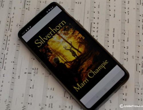 Silverhorn by Marri Champie