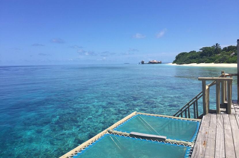 Soneva Fushi Island is one of the gorgeous islands in Maldives