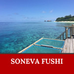 Soneva Fushi is one of the gorgeous islands in Maldives