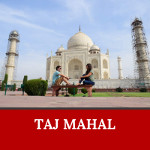 The Taj Mahal is one of the gorgeous UNESCO Heritage sites in India that you should visit.