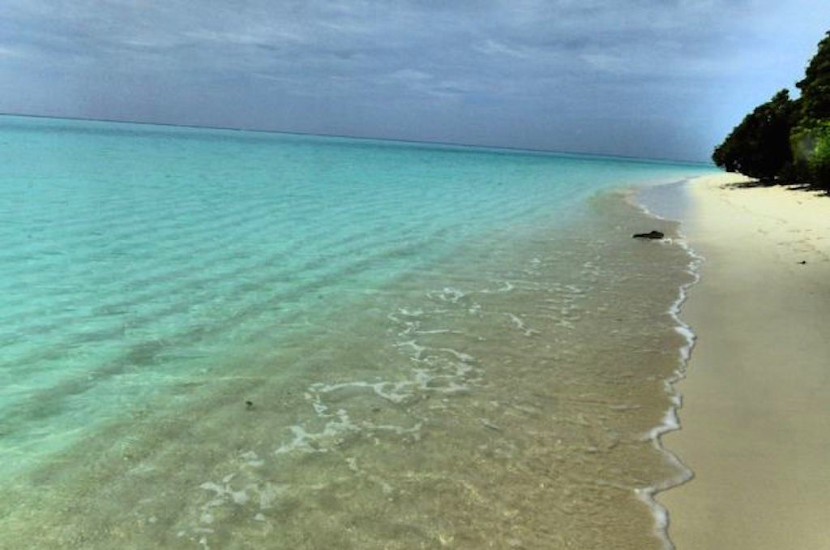 Thoddoo Island is one of the gorgeous islands in Maldives