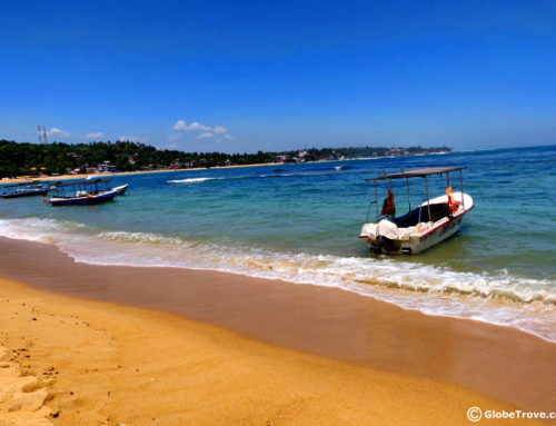 Unawatuna Travel Guide : Beaches, Pagodas, Forts And A Sanctuary