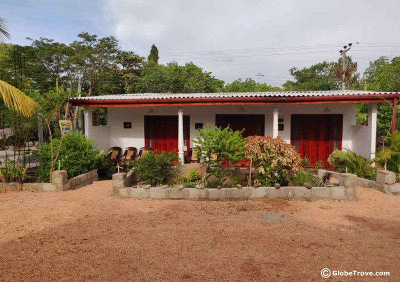 Richwin Villa in Dambulla